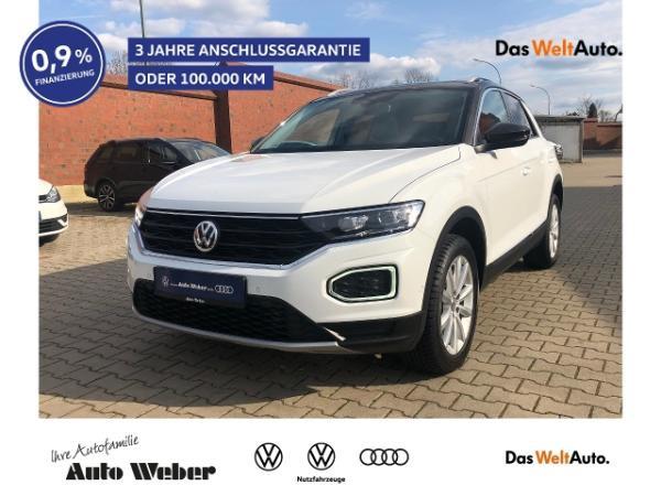 Volkswagen T-Roc 1.6TDI Style LED Navi Leder Ass-Paket Pano