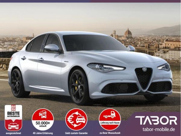 Alfa Romeo Giulia 2.2 Turbo 210 AT8 Q4 Veloce Leder Nav