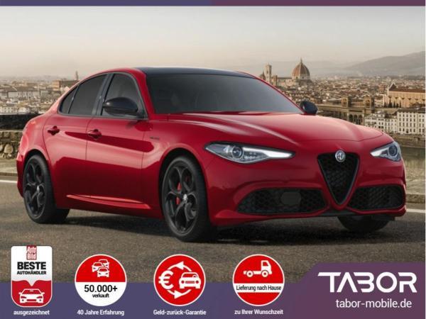 Alfa Romeo Giulia 2.0 Turbo 280 AT8 Q4Veloce Leder Pano