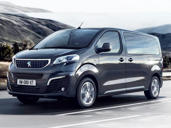 Peugeot Traveller e-Traveller Allure L3 Elektromotor 136 - 75kWh