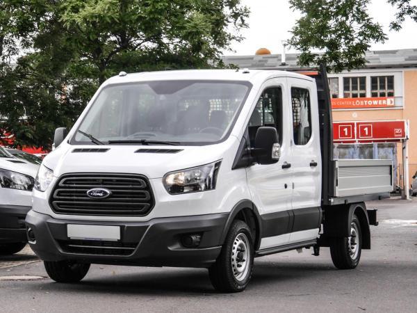 Ford Transit DOKA-Pritsche Trend L3 350  125kW *SOFORT VERFÜGBAR*