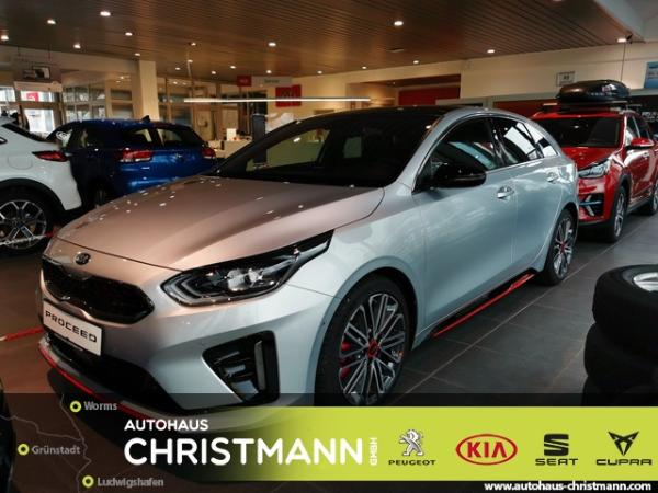 Kia ProCeed *GLASDACH* *NAVIGATION* *KOMFORT*