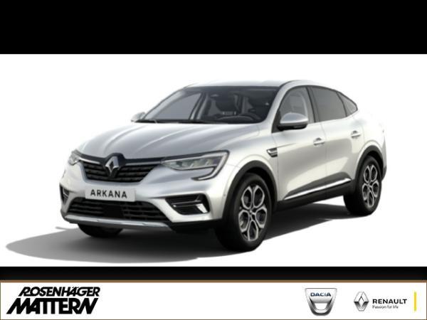 Renault Arkana TCe140 INTENS AUTOMATIK Sitzheizung Kamera