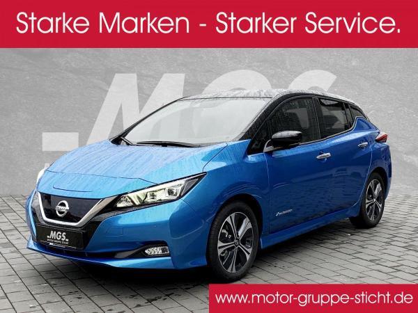 Nissan Leaf Tekna #LED#LEDER