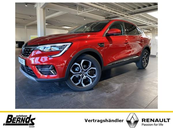 Renault Arkana INTENS 140TCE EDC**NRW**CITY&WINTER PAKET GEWERBE *LOCKDOWN-KNALLER*