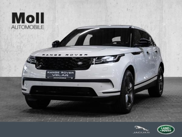 Land Rover Range Rover Velar S 2.0 d EU6d Leder LED Navi Keyless e-Sitze Rückfahrkam. Allrad