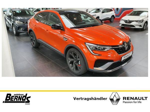 Renault Arkana RS-LINE 140TCE EDC-ab 146€netto- SOFORT**NRW**BOSE&STAU-ASS. GEWERBE *LOCKDOWN-KNALLER*