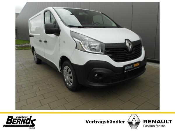 Renault Trafic Komfort dCi120 L1H1 2,8t*ab 63€ netto*-NRW- KLIMA & PDC *VORLAUF & BESTELL-AKTION