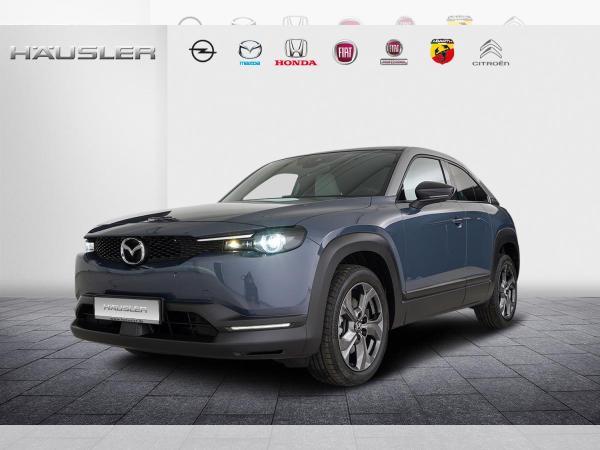 Mazda MX-30 mit Premium-Paket inkl. BOSE, 360°-Kamera & Matrix-LED