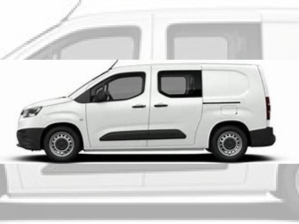 Toyota Proace City L2 Doppelkabine - Navigation, 1t Nutzlast