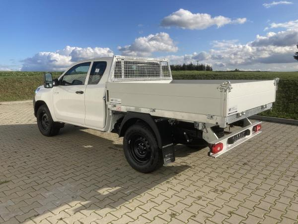 Toyota HiLux leasen