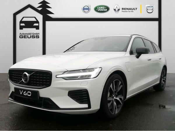 Volvo V60 T6 AWD Recharge R-Design