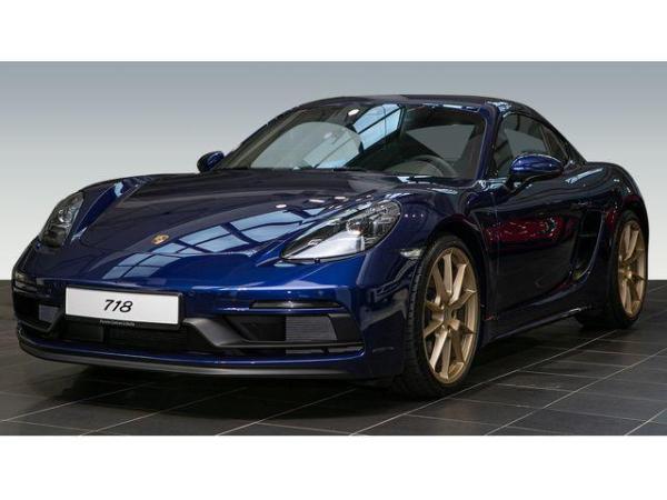 Porsche Cayman GTS 4.0 in enzianblaumetallic - sofort verfügbar