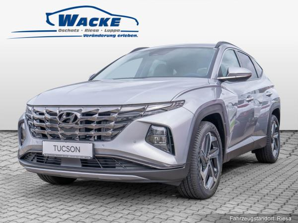 Hyundai Tucson 1.6 T-GDi Hybrid Prime