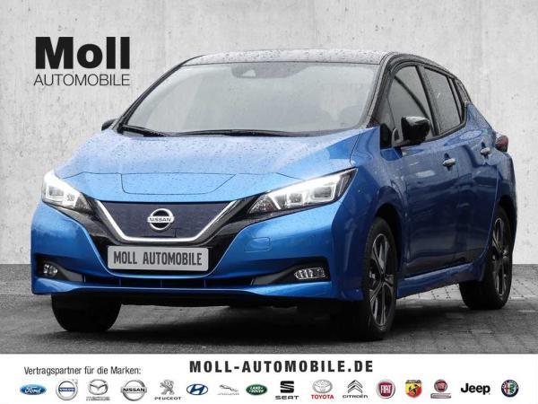 Nissan Leaf ZE1 MY19 Tekna - Navi, Leder, Bose, ProPilot, LED **30 Autos** bis 30.06.2021