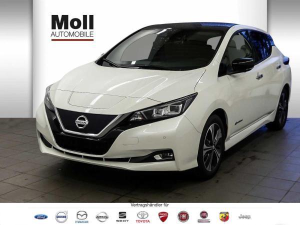 Nissan Leaf N-Connecta MY20 - Sitzheizung, Navi, Kamera **15 Autos** bis 30.06.2021