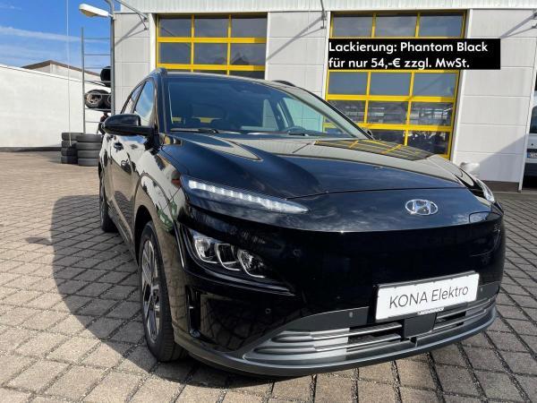 Hyundai Kona Elektro SELECT *54,-€ NETTO* *SITZHEIZUNG*KAMERA*JULI LIEFERBAR*