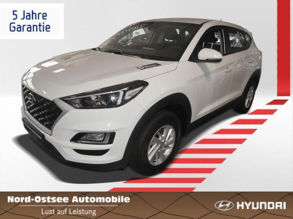 Hyundai Tucson Select Freisprechanl. Bluetooth Klima