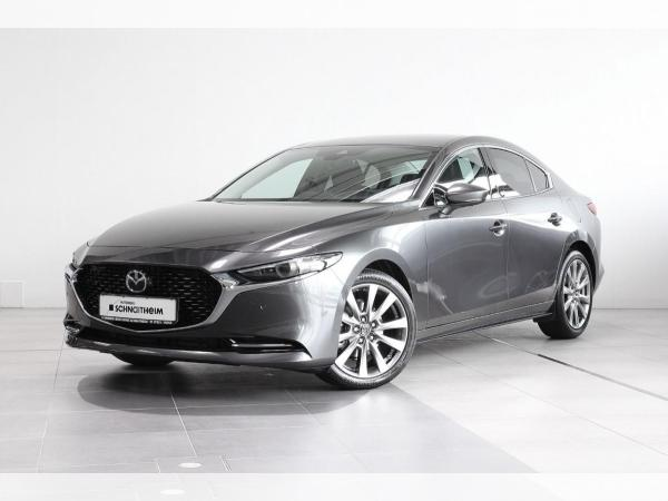 Mazda 3 Fastback M-Hybrid Selection