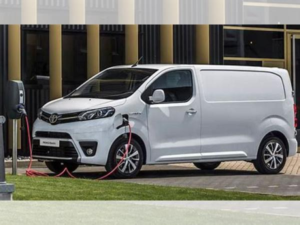 Toyota Proace Electric 75KW/h L1