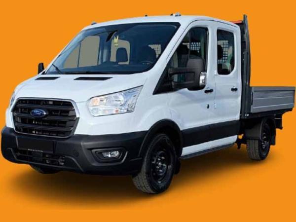 Ford Transit DOKA-Pritsche Trend L2 310 *HOT-DEAL*