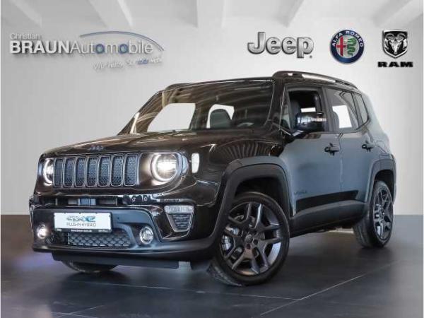 Jeep Renegade 4Xe PHEV 'S' AT Bestellfahrzeug