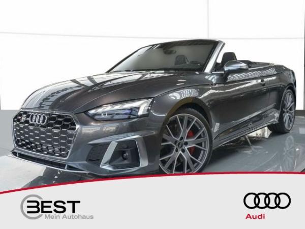 Audi S5 Cabrio TFSI 260(354) kW(PS) tiptronic / Privat