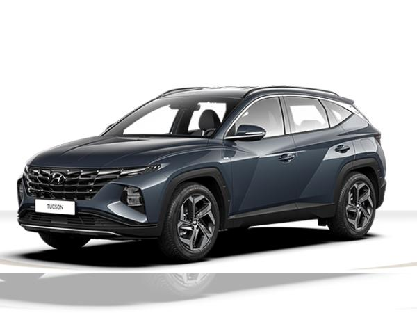 Hyundai Tucson 1.6 GDi Turbo 150 PS (+48V) 7-DCT 2WD