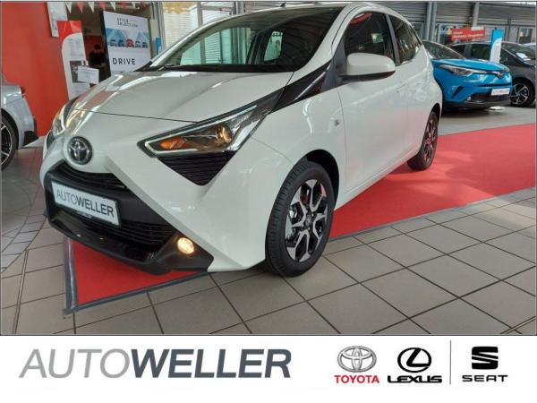 Toyota Aygo 1,0 5-Trg. Team D *Faltdach*Smart-Key*