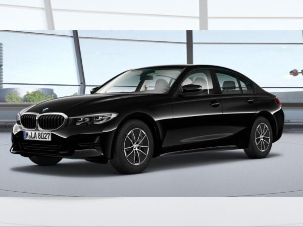 BMW 318 leasen