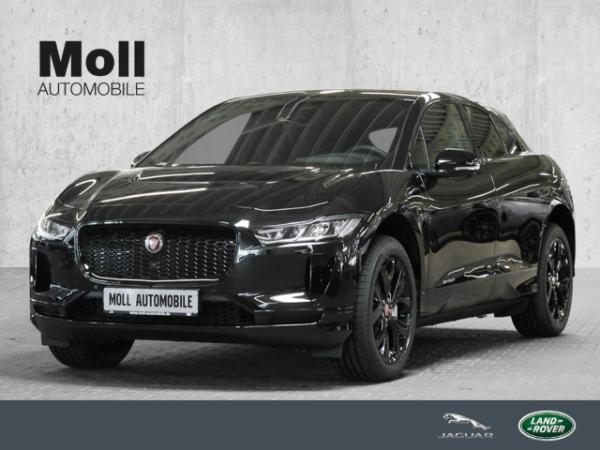 Jaguar I-Pace S EV400 sofort verfügbar Leder LED Navi StandHZG Keyless e-Sitze HUD ACC Rückfahrkam. Allrad El. Hec
