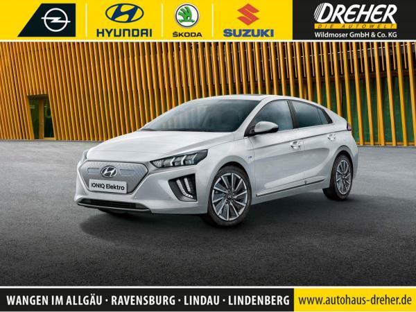 Hyundai IONIQ ELEKTRO Facelift /Touchscreen/LM Felgen