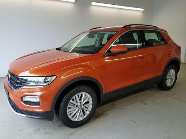 Volkswagen T-Roc Navi/Klimaaut./PDC/Sitzheizg./5 J.Garantie ab EZ