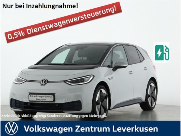 Volkswagen ID.3 Performance 110 kW (150 PS) ab 119€ NAVI LED PDC (Nur bei Inzahlungnahme)