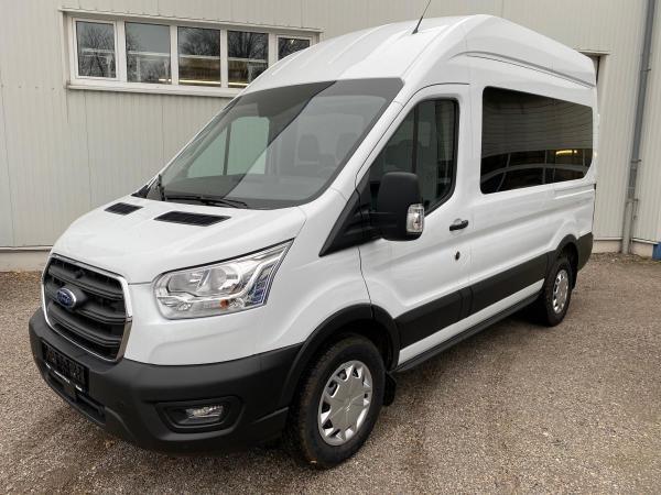 Ford Transit *ab 101,37€ netto* Kombi L2H3 9-Sitzer 310 Trend PKW 105PS inkl. AHZV, Ganzjahresreifen