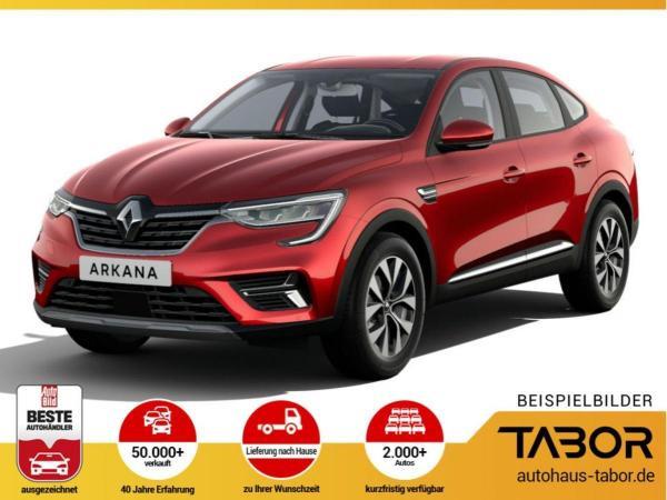 Renault Arkana ZEN TCe 140 EDC Kam PDC vo/hi PDC Keyless