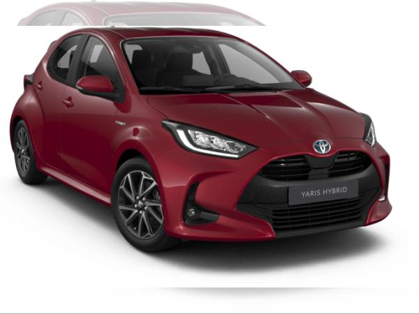 Toyota Yaris Hybrid Team Deutschland Car Play LED Tempomat
