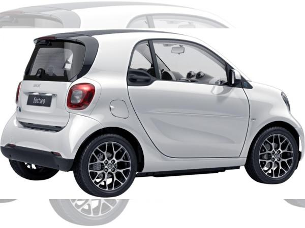 Foto - Smart ForTwo coupe **SOFORT VERFÜGBAR**