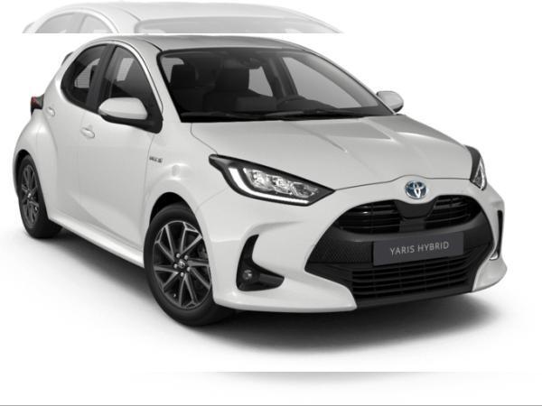 Toyota Yaris Hybrid Team Deutschland *Comfort Paket* *Technik Paket*