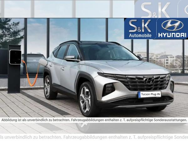 Hyundai Tucson Plug-IN Basis 1,6 T-GDI 6-Gang Automatik 195kW 265PS