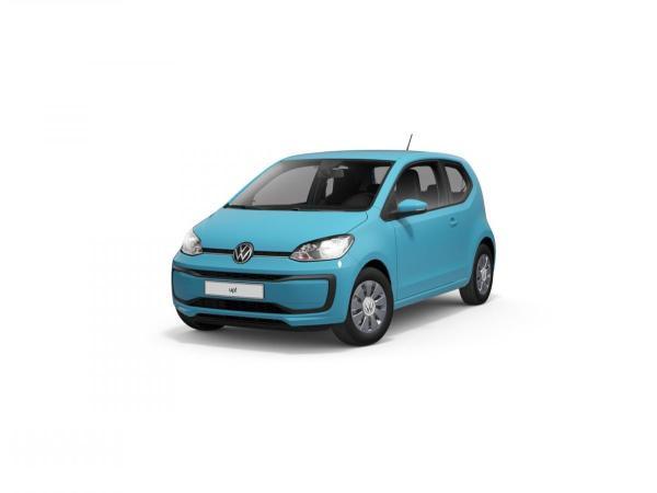 Volkswagen up! 1,0 l 44 kW (60 PS) 5-Gang ***SONDERANGEBOT*NAVIVORBEREITUNG*KLIMA***