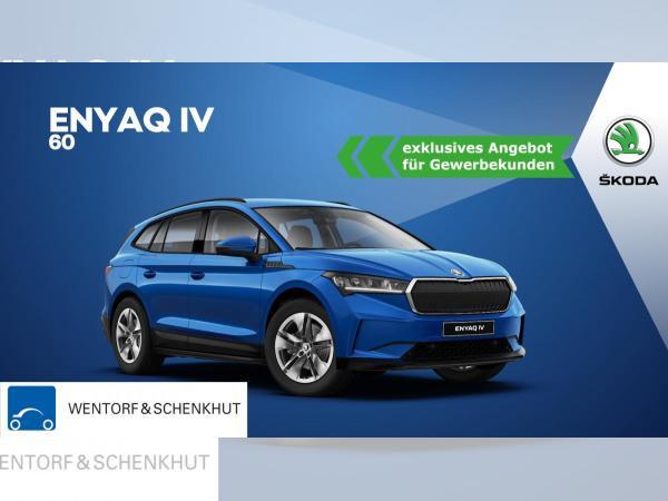 Skoda ENYAQ iV 60 - sofort verfügbar!