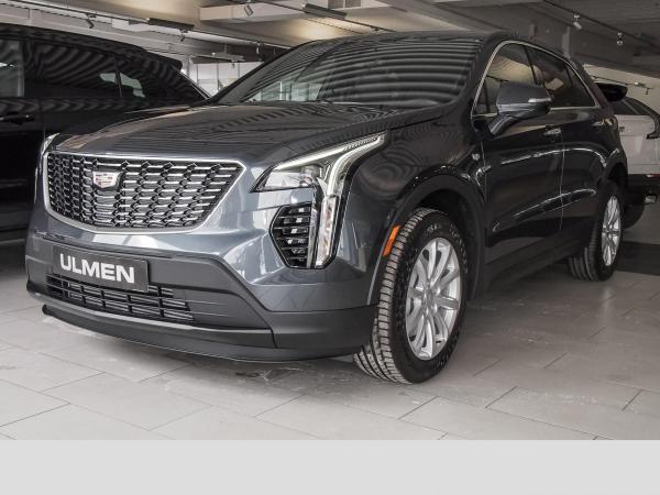 Cadillac XT4 350T Luxury AWD AHK Bose Teilleder
