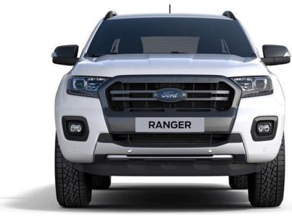 Ford Ranger Wildtrak 4x4 213 PS Automatik