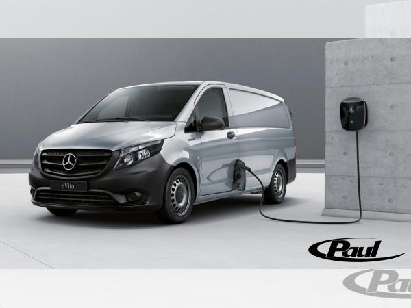 Mercedes-Benz eVito eVito Kasten, vollelektrisch, Sonderangebot KMU Förderung, KLIMA, Rückfahrkamera, Navi