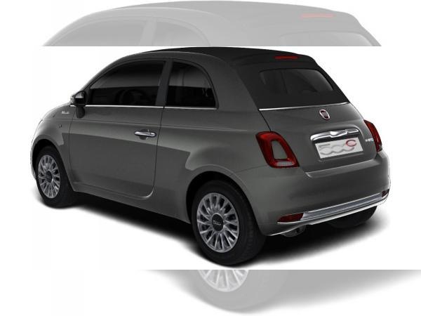Fiat 500C MY21 1.0 GSE Hybrid DOLCEVITA, Apple/Android Auto, Einparkhilfe