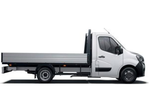 Renault Master Pritsche L2H1/ 3,5t/ 150PS/ Klang&Klima-Paket/Easy-Paket/Ganzjahresreifen