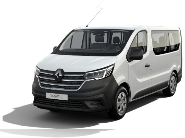 Renault Trafic neues Modell! 110PS #LED #BT #TEMPOMAT