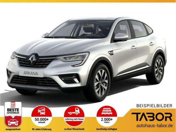 Renault Arkana INTENS TCe 140 EDC ParkAssist PDC Keyless
