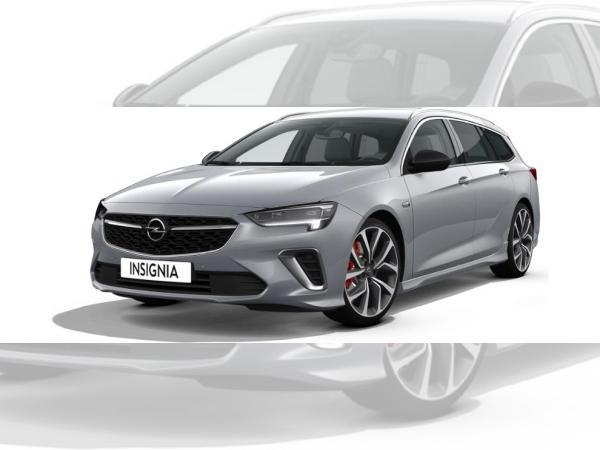 Opel Insignia 2.0 Sports Tourer GSi**Full-Service Leasing**/Sitzheizung/Navi/Parkpilot/Klimaauto.